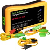 Battery Saver 2365-24 24V 50W Quick Charger and Auto Pulse Maintainer