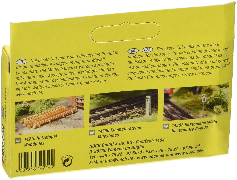 Spielzeug Ausschmckungsteile Laser-Cut Bretterstapel Noch 14214 ...