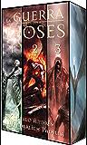 La Guerra de los Dioses: Volúmenes 1, 2, y 3 (Mega Pack) (Spanish Edition)