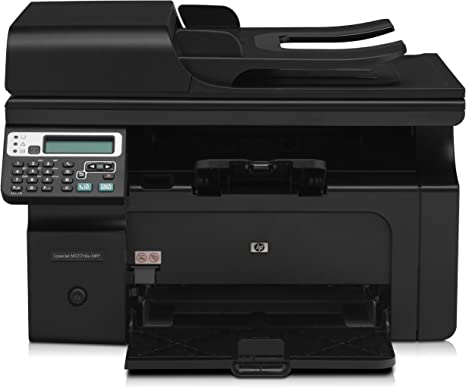 HP LaserJet M1217 - Impresora multifunción láser (b/n 18 PPM ...
