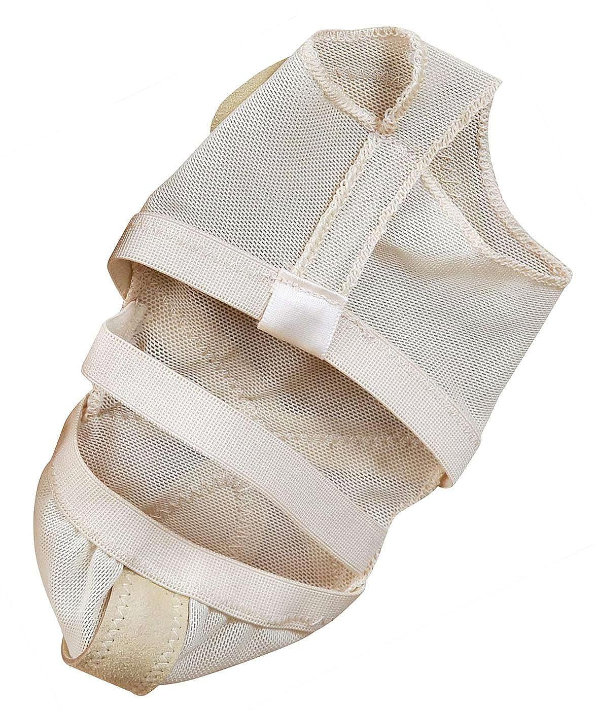 BELLYQUEEN Almohadillas de Danza del Vientre Zapatillas de Baile Descalzo Tanga Pie Calcetines Yoga Pilate Ballet