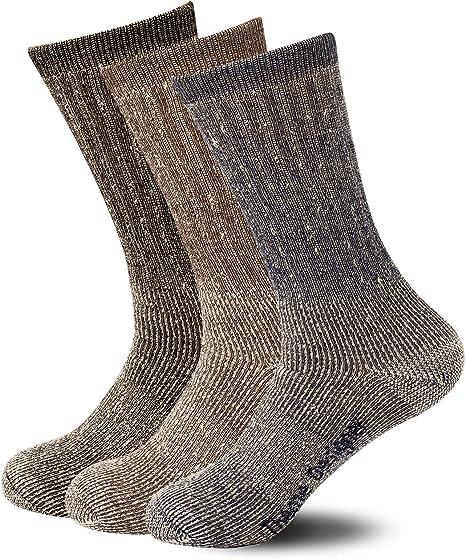 Socks Mens Socks Wool Blend Winter Extra Warm Work Wear Boot Hike Walking Socks