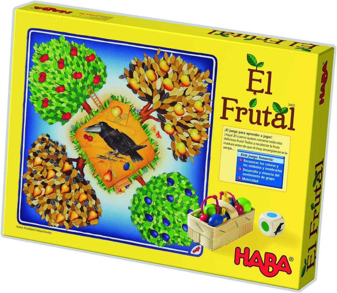 HABA-El El Frutal (HA3403): Amazon.es: Juguetes y juegos