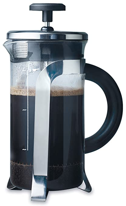 Amazoncom Aerolatte 3 Cup French Press Coffee Maker 12 Ounce