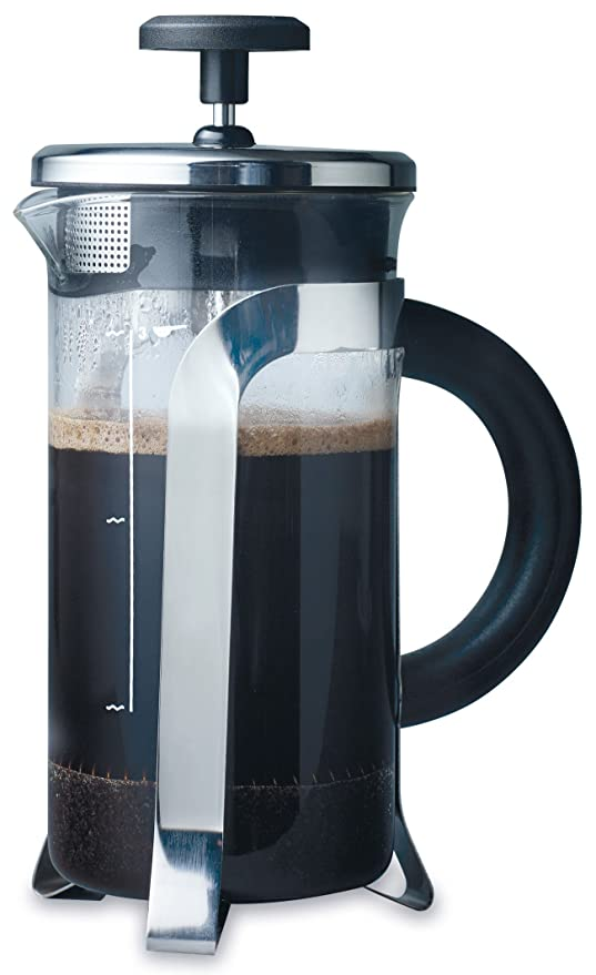 Amazon.com: Aerolatte 3-Cup French Press Cafetera eléctrica ...