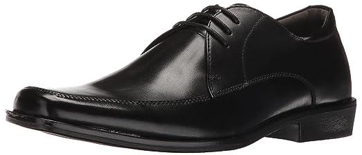 Steve Madden Men's Gilfoyle Slip-on Loafer, Black Leather, ...