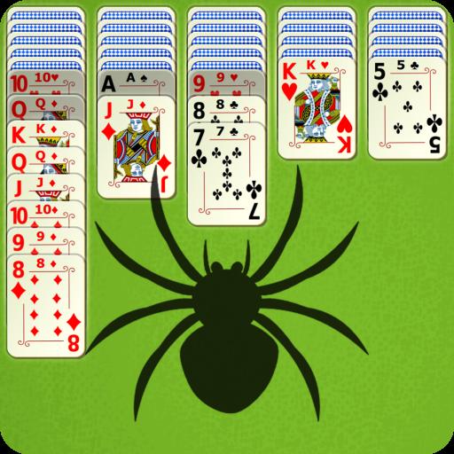 Kostenloses Spider Solitär