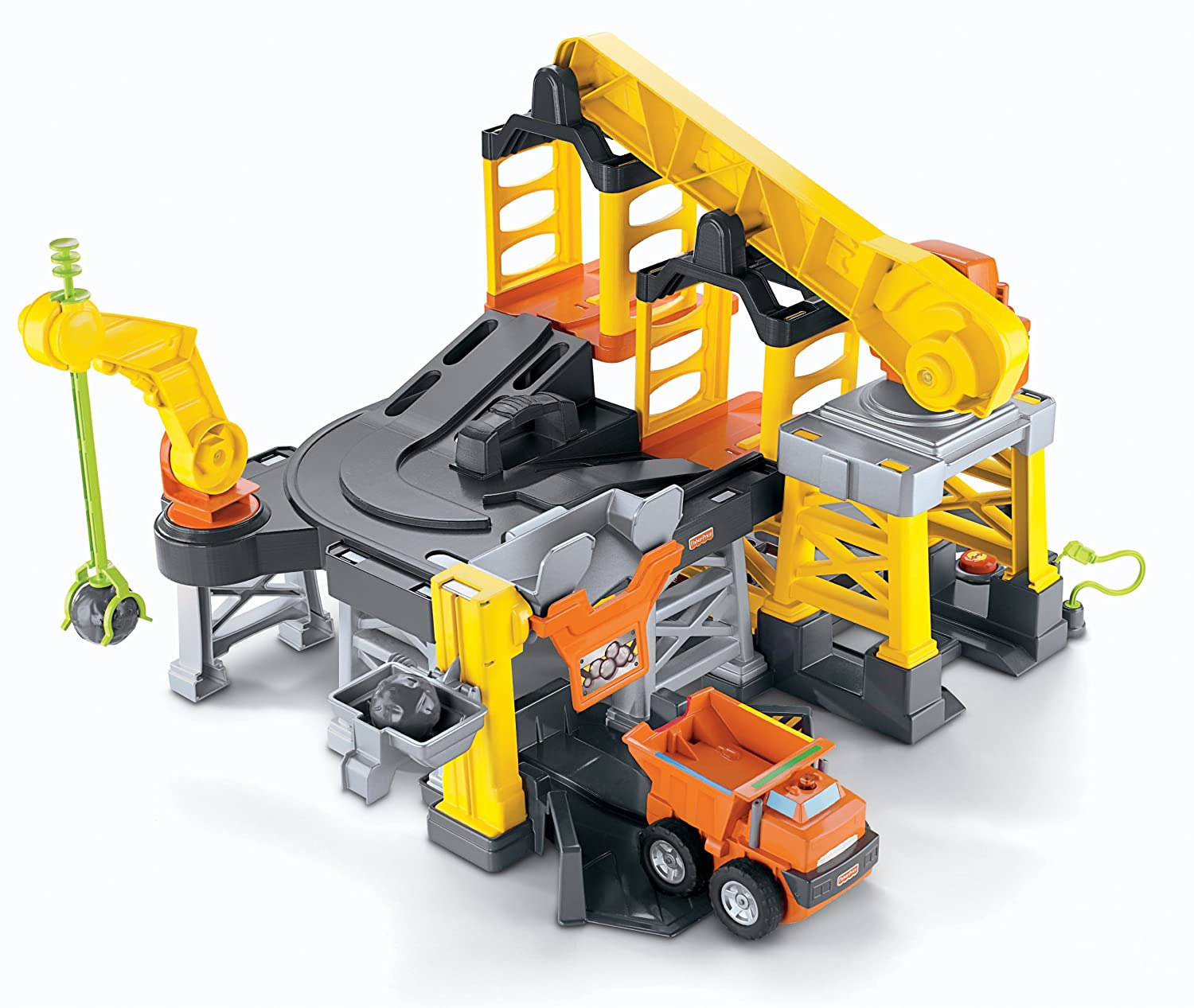 Regret, fisher price construction toys are absolutely
