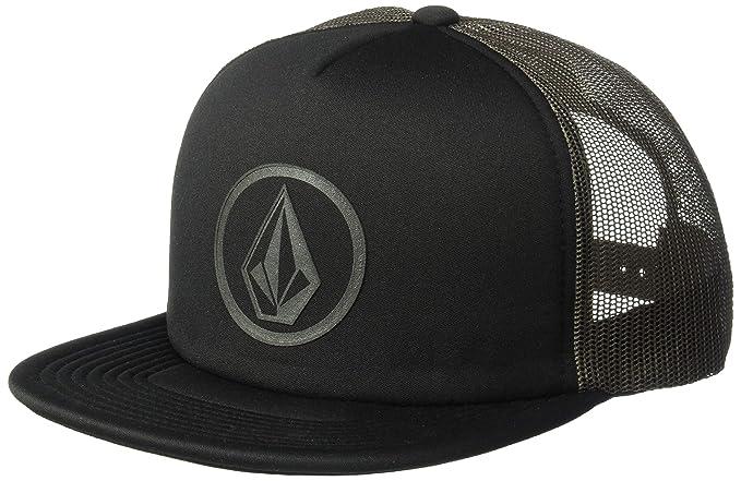 Amazon.com  Volcom Men s Full Frontal Cheese Hat Asphalt Black  Clothing 7785d11001ab