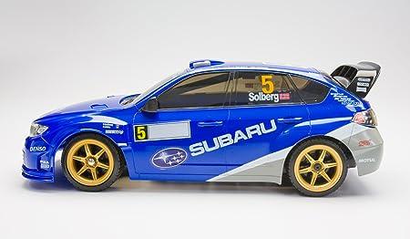 Subaru Impreza WRC 2008 (Drift Custom) (RC Model) 1/16 [Toy ...