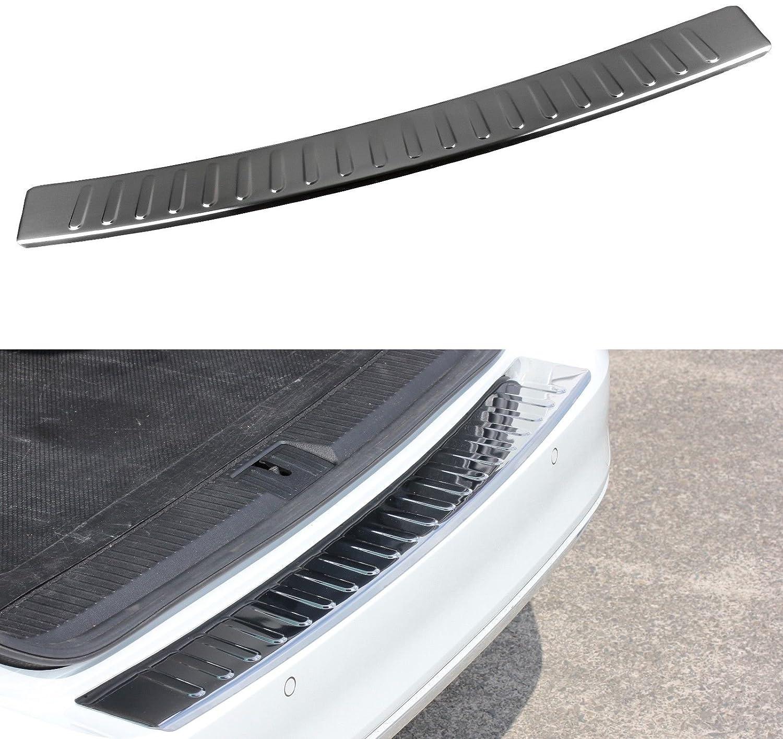 1 x Ladeschutzkante Ladekantenschutz Ladeschutz Chrome aus Edelstahl mit Abkantung fü r S205 T-Modell 100% Edelstahl OptimumParts24