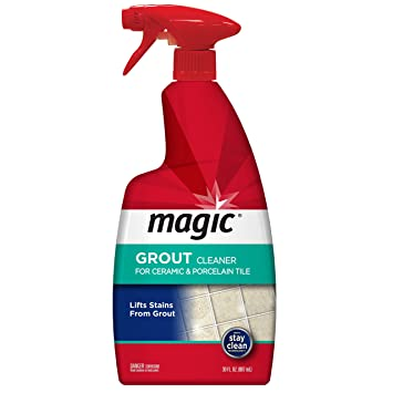 Magic Grout Cleaner, 30 Ounce