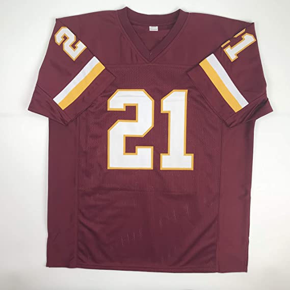 new style 16210 018a7 Unsigned Sean Taylor Washington Burgundy Custom Stitched Football Jersey  Size XL New No Brands/Logos