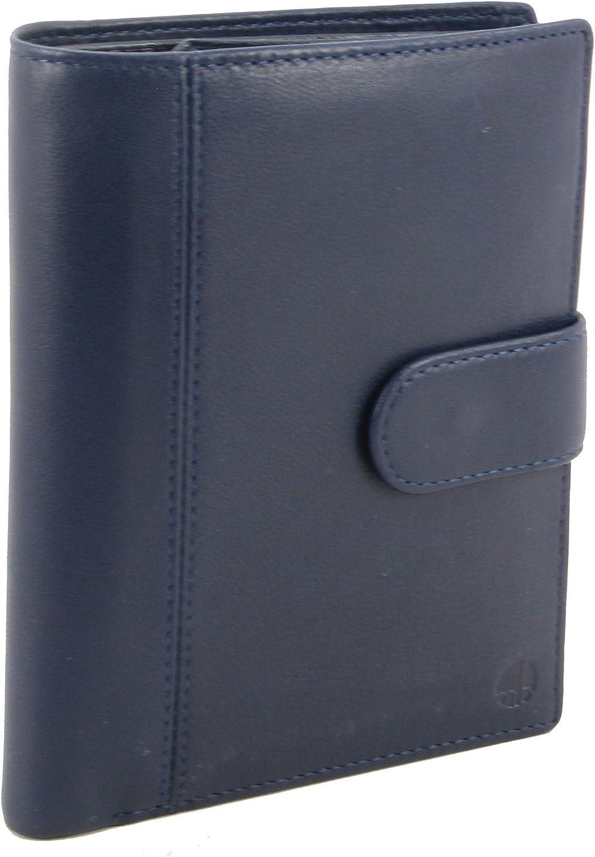 myBitti Genuine Sheep Leather Smart Family Size Passport Travel Wallet//Holder Ruby Woo