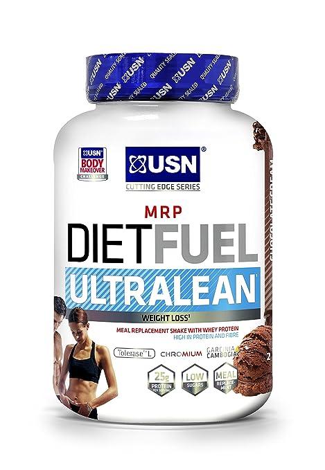 20 opinioni per USN Diet Fuel Ultralean 2Kg- Cioccolato