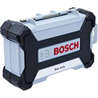Caixa Plástica Modular Bosch Pick and Clic para Kits de Pontas e Brocas Impact Control, tamanho grande
