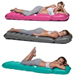 Amazon Price History for:Holo - The Inflatable Maternity Pillow Raft with a Hole to Lie on your Stomach During Pregnancy - Pink