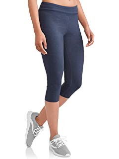 2c954bce3a Athletic Works Women s Dri More Core Yoga Ankle Leggings at Amazon ...