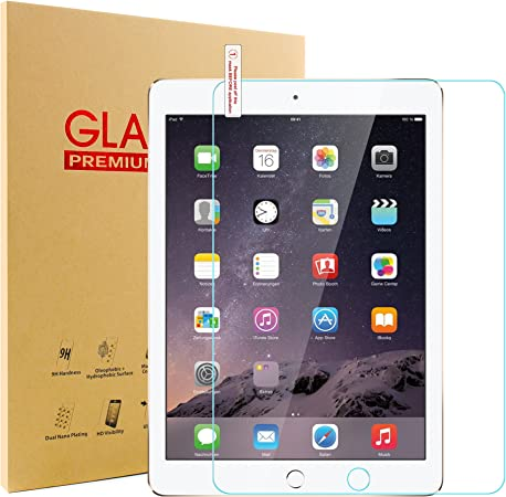 """Tempered Glass Screen Protector For iPad 9.7/"""" 2017 5th Generation A1822 A1823"""