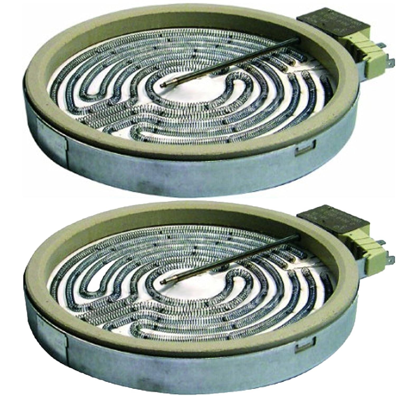 Spares2go elemento de cerámica placa calentadora para Blomberg ...