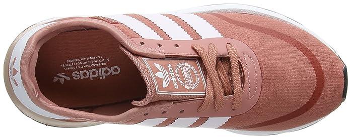 Amazon.com | adidas Womens N-5923 W, ASH Pink/White, 6 US | Fashion Sneakers