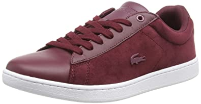 d4616409041 Lacoste Carnaby Evo 318 8 SPW Baskets Femme  Amazon.fr  Chaussures ...