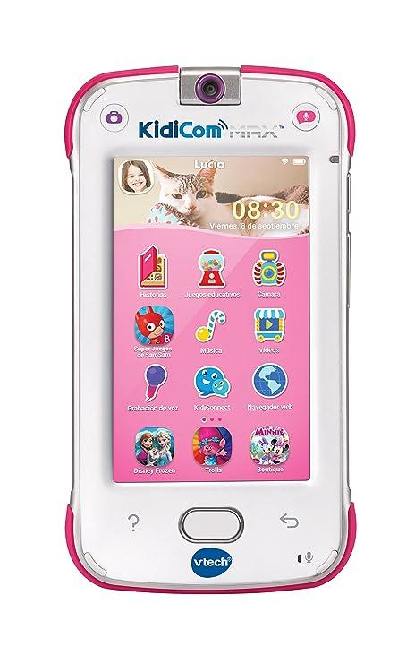 VTech Dispositivo multifunción Kidicom MAX Color Rosa 3480-169557