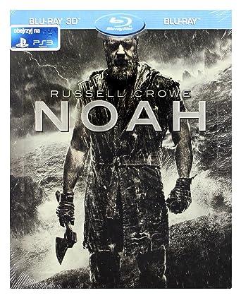 Noah Steelbook Blu-Ray + Blu-Ray 3D Region B IMPORT No hay versión ...