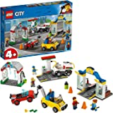 LEGO City Garage Center 60232 Building Kit, New 2019 (234 Pieces)