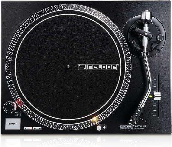 Reloop RP-2000 MK2 Direct Drive DJ Turntable
