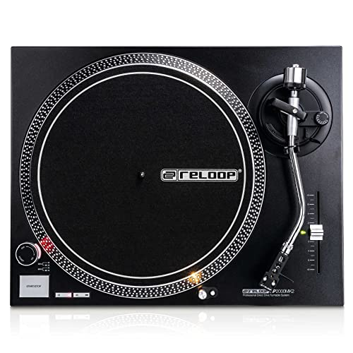 Reloop RP-2000 Mk2 Direct Drive Turntable