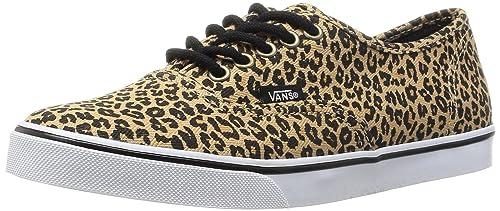 zapatillas vans leopardo