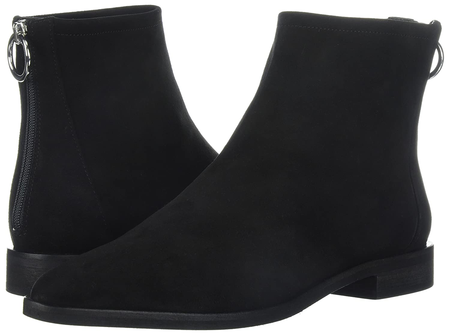 Via B074CZMJNW Spiga Women's Edie Ankle Boot B074CZMJNW Via 11 B(M) US|Black Suede 810a73