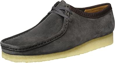 Clarks ORIGINALS Wallabee, Zapatos de Cordones Brogue Hombre