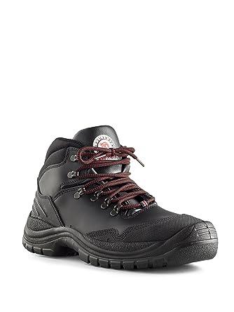 Roots Original RO60306 Apache - Zapatillas de seguridad para hombre, color negro