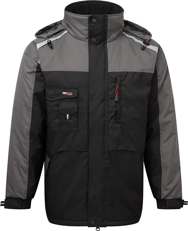 TuffStuff 299//BK-XL X-Large Cleveland Jacket Black