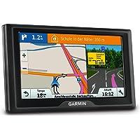 Garmin Drive 60 LMT CE Navigationsgerät - lebenslange Kartenupdates, Premium Verkehrsfunklizenz, 6 Zoll (15,2 cm) Touchdisplay