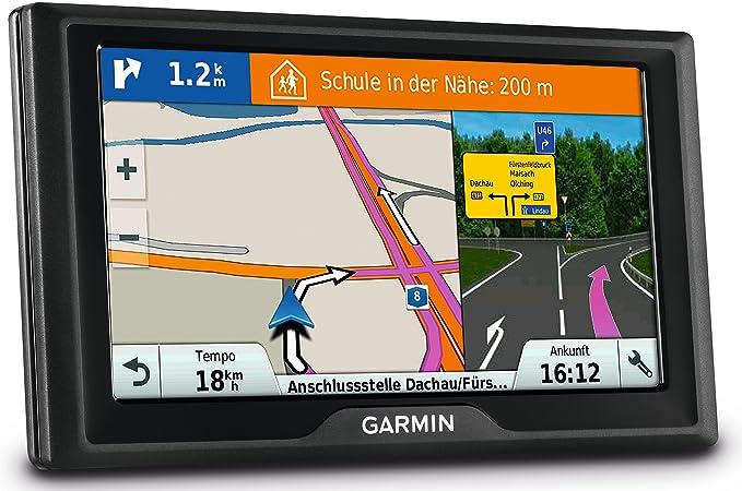 """113 opinioni per Garmin Drive 60 CE LMT Navigatore da 6.0"""" con Mappa Italia e Europa Centrale,"""