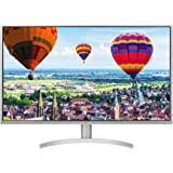 LG 32QK500-W 32-Inch QHD (2560 X 1440) IPS Monitor with Radeon Freesync Technology and On-Screen Control