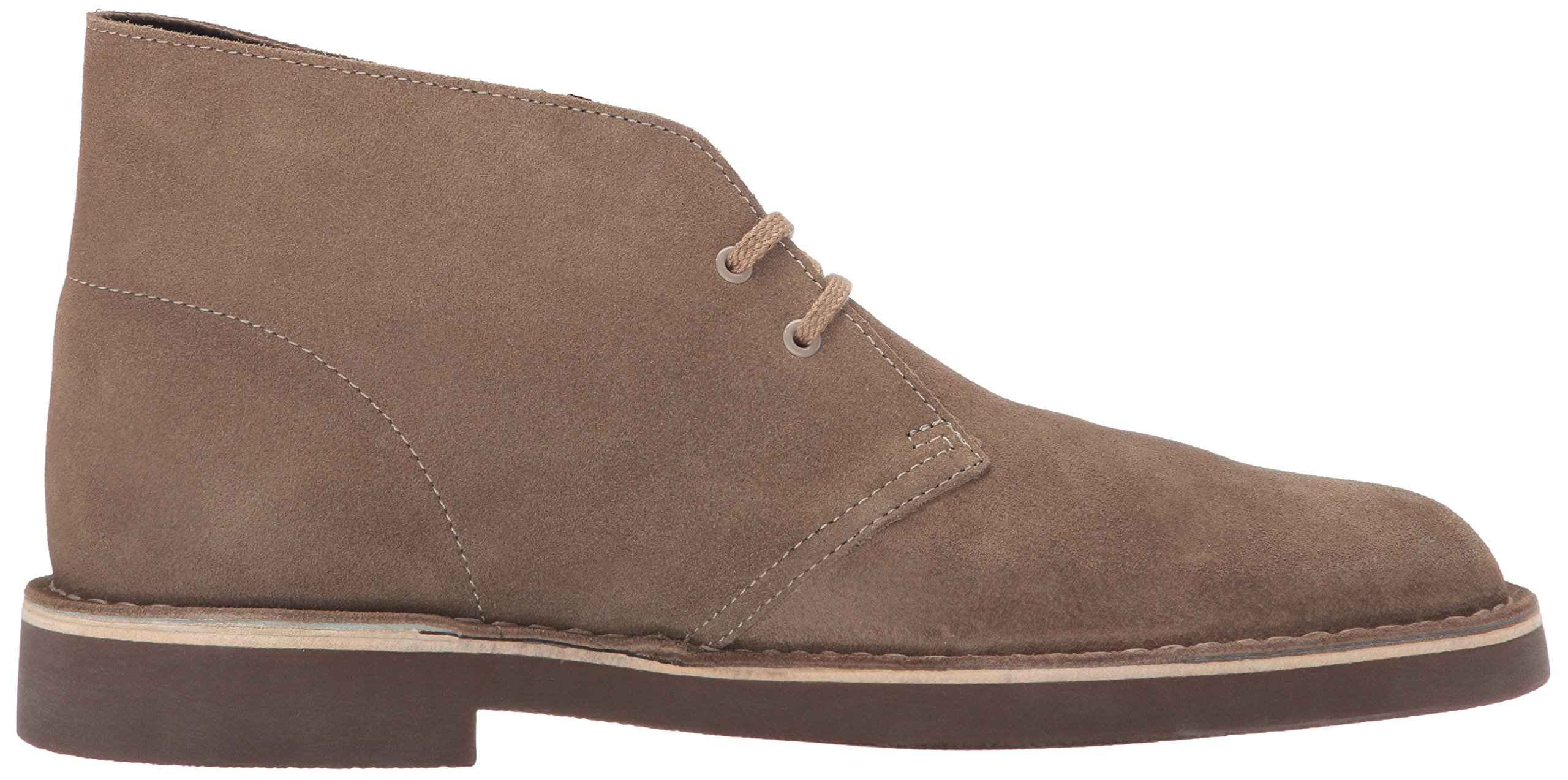 Clarks Men's Bushacre 2 Chukka Boot,Sand Sable,10 M US by CLARKS (Image #7)