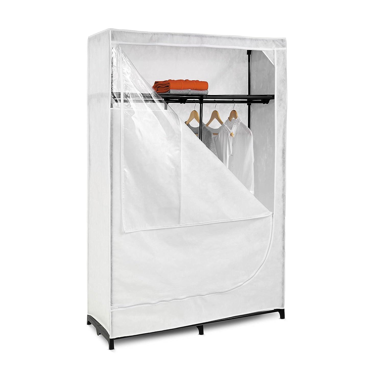 Amazon.com: Honey Can Do WRD 01898 46 Inch Portable Clothing Storage Closet  With Top Shelf: Home U0026 Kitchen