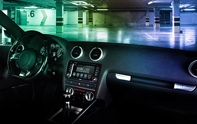 Radical R C10ad1 For Audi A3 8p 8pa Bluetooth Dvd Usb Canbus 2 Din Steering Wheel Remote Control Car Radio Navigation Car Hifi
