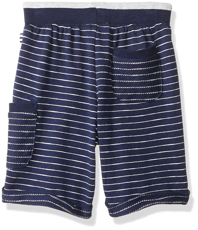 Splendid Boys Baby French Terry Yarn Dyed Stripe Short