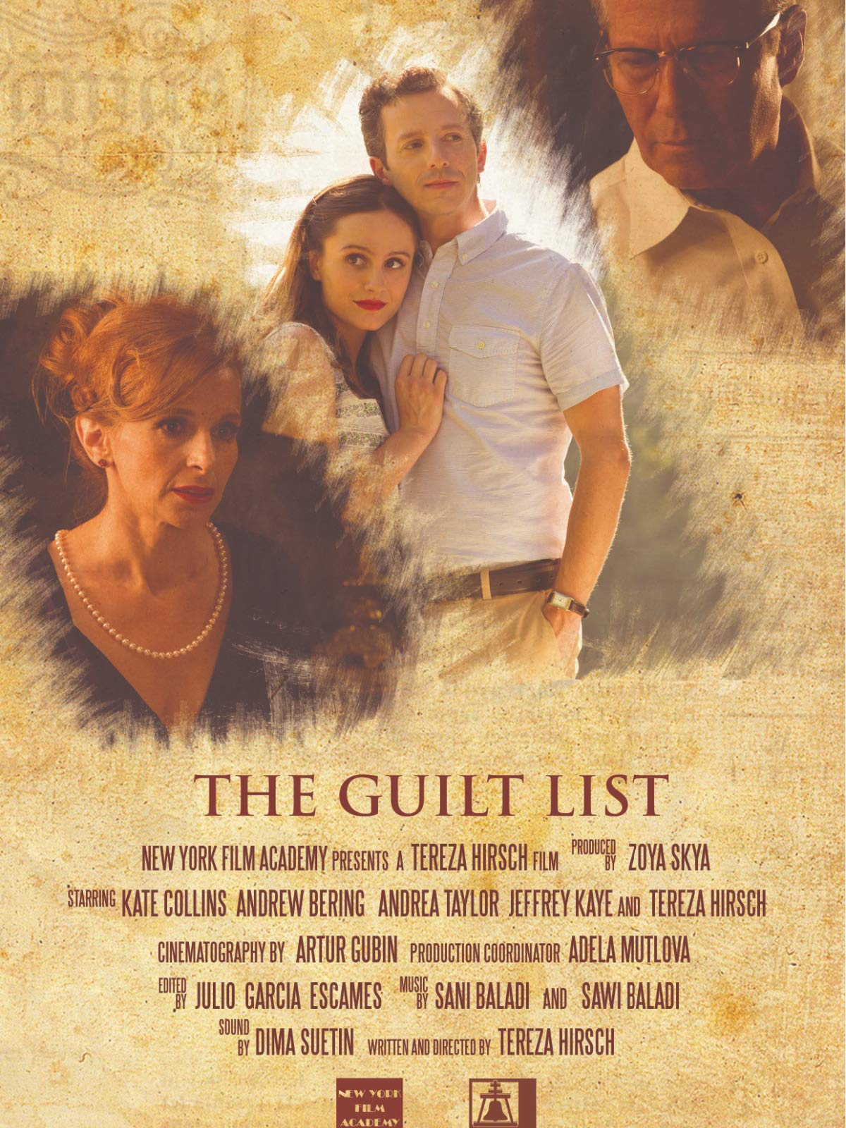 The Guilt List on Amazon Prime Instant Video UK