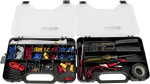 Performance Tool W5207 285 Piece Multi-Use Electrical Repair Kit