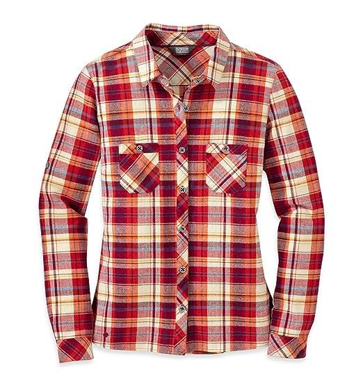 f64f87ea Amazon.com: Outdoor Research Women's Ceres L/S Shirt: Clothing