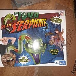 IMC Toys 9714 - La joya de la serpiente: Amazon.es: Juguetes y juegos