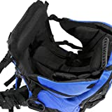 Clevr Deluxe Baby Backpack Hiking Toddler Child