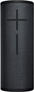 Oferta amazon: Ultimate Ears Megaboom 3 Altavoz Portátil Inalámbrico Bluetooth, Graves Profundos, Impermeable, Flotante, Conexión Múltiple, Batería de 20 h, color Negro