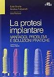 La protesi implantare. Vantaggi, problemi e soluzioni pratiche